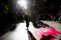 Ο 2ος και τελευταίος προκριματικός του Red Bull Dance Your Style στη Θεσσαλονίκη