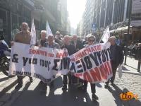 ΤΩΡΑ: Πορεία συνταξιούχων στο κέντρο της Θεσσαλονίκης