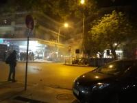 Νέα ένταση έξω από το τουρκικό προξενείο της Θεσσαλονίκης (ΦΩΤΟ)