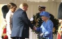 Η πραγματικά ασυνήθιστη κίνηση της βασίλισσας Ελισάβετ -Τι δεν... επιτρέπει στους Τραμπ