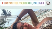 Ο χορός της Ιωάννας Μπέλα στις εξωτικές Μαλδίβες (φωτό - βίντεο)