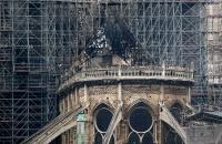 Ο λόγος που εξαπλώθηκε τόσο γρήγορα η πυρκαγιά στην Παναγία των Παρισίων