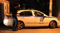 ΤΩΡΑ : Φθορές σε τράπεζα στη Θεσσαλονίκη