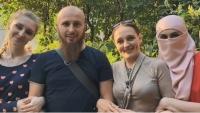 Άντρας ζει με τρεις γυναίκες – Τι κάνει όταν τον εκνευρίζουν (φωτό)