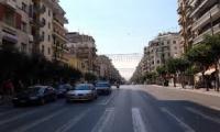 Προβλήματα στην κυκλοφορία στο κέντρο της Θεσσαλονίκης λόγω έργων