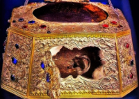 Στη Θεσσαλονίκη η Τίμια Κάρα του Αγ. Ιωάννου Χρυσοστόμου