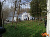 Ένταση στον Έβρο: Τραυματίστηκε αστυνομικός στο πρόσωπο