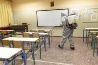 Ζαχαράκη : Τι θα γίνει με τα σχολεία λόγω κορωνοϊού (Video)