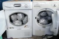 Θεσσαλονίκη: Έκρυβαν πάνω από 20 κιλά κάνναβης μέσα σε στεγνωτήριο ρούχων