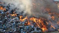 Μήνυση για παράνομη καύση αντικειμένων κατέθεσε ο Δήμαρχος Θερμαϊκού