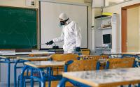 Πρώτο κρούσμα κορονοϊού σε σχολείο της Θεσσαλονίκης - Αναστέλλεται η λειτουργία τμήματος